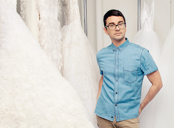 How Designer & BSA Alum Christian Siriano Made a Name for Himself in the Fashion World