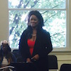 WBFF Highlights Denyce Graves' Visit to BSA