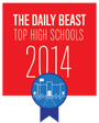 The Daily Beast & US News select BSA as one of the Top High Schools in America