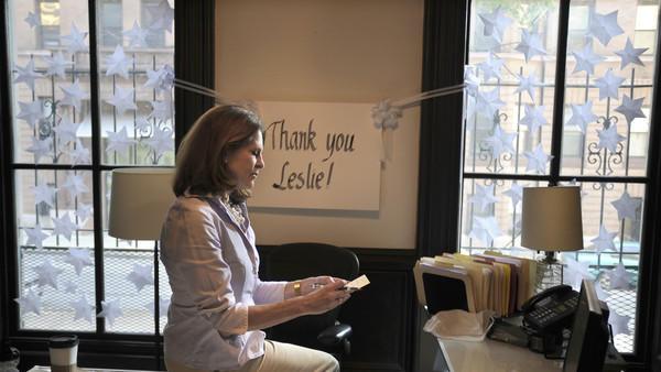 Photograph of Leslie Shepard