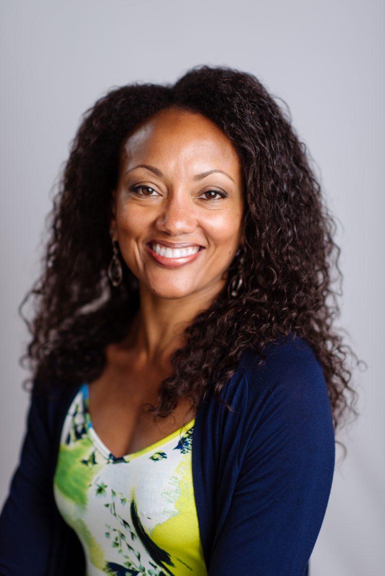 Portrait of Linda-Denise Fisher-Harrell