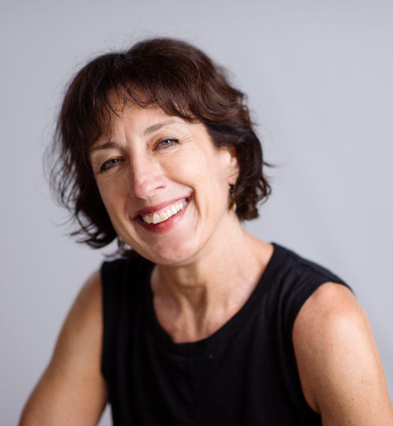 Portrait of Sandra Lacy