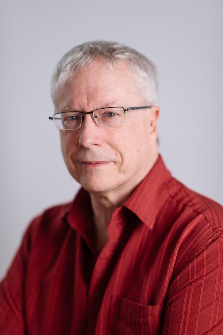 Portrait of Richard Pilcher