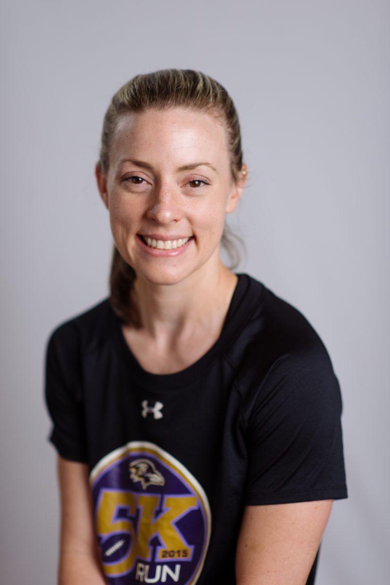 Portrait of Erica Patterson