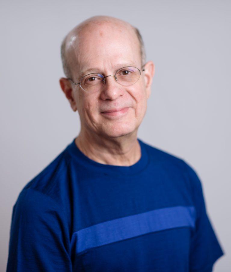 Portrait of Allen Good