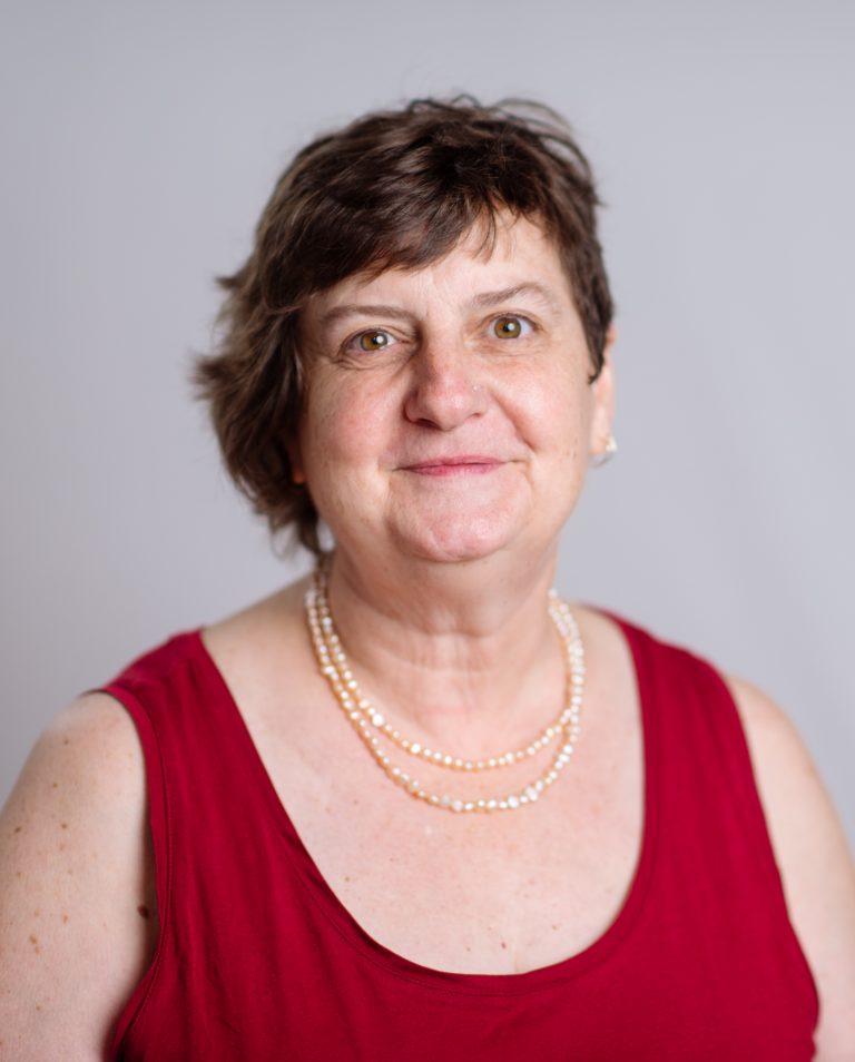 Portrait of Susan Taylor
