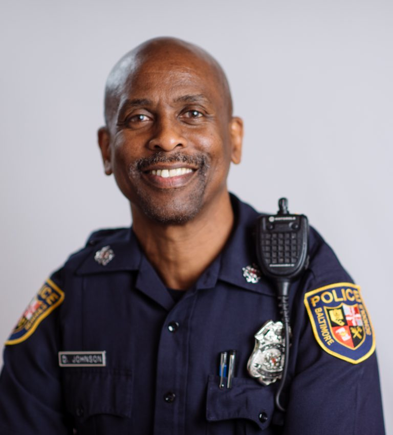 Portrait of Darryl Johnson