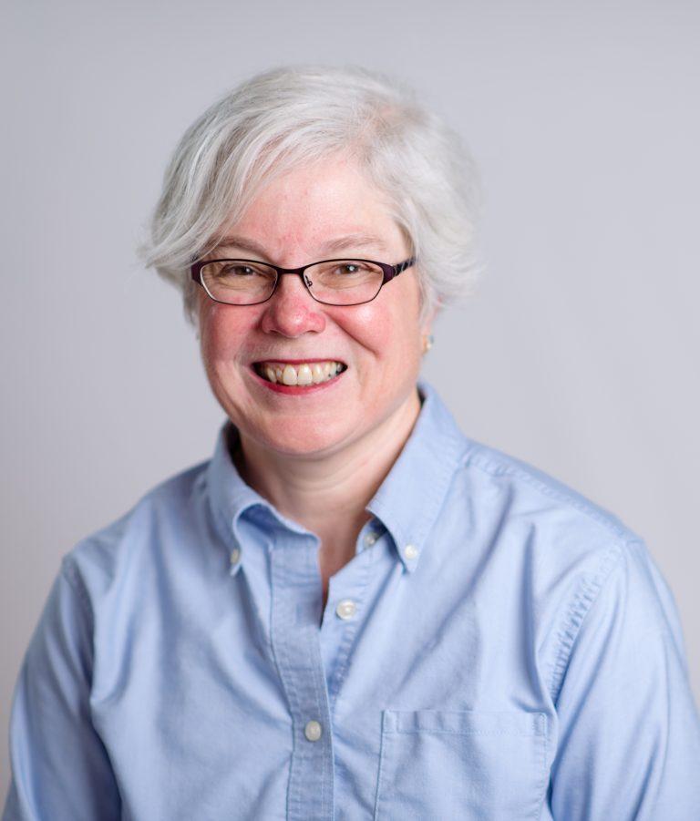 Photograph of Rebecca Trout