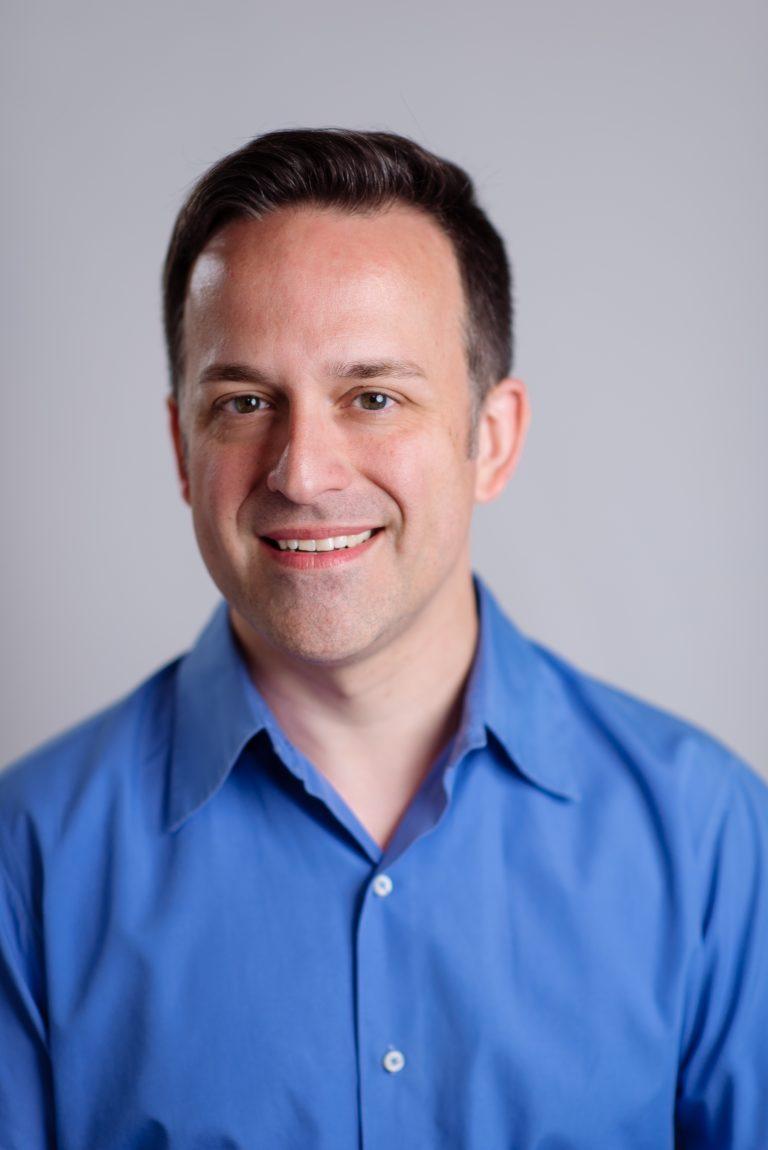 Portrait of Jason Kissel