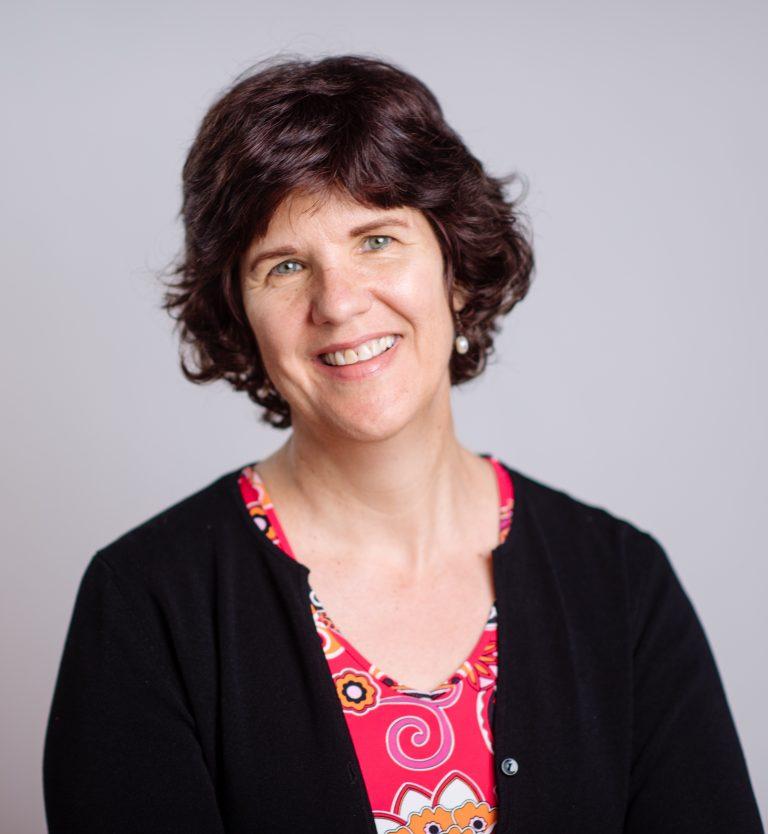 Portrait of Laura Kinsey