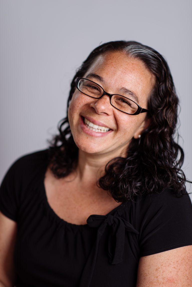 Portrait of Kathrin Murray