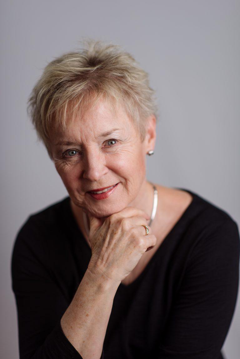 Portrait of Nancy Krebs
