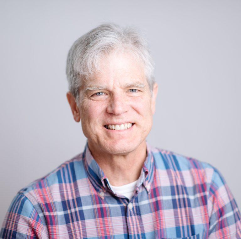 Portrait of Greg Mulligan
