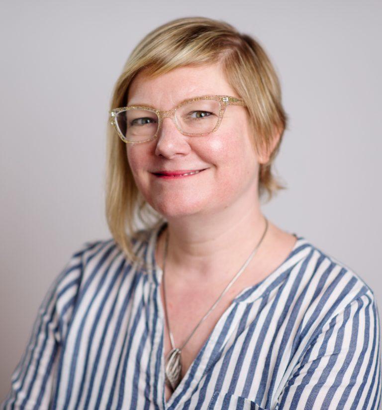 Portrait of Kirsten Rook