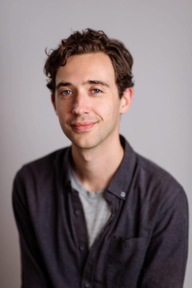 Portrait of Kyle Tata