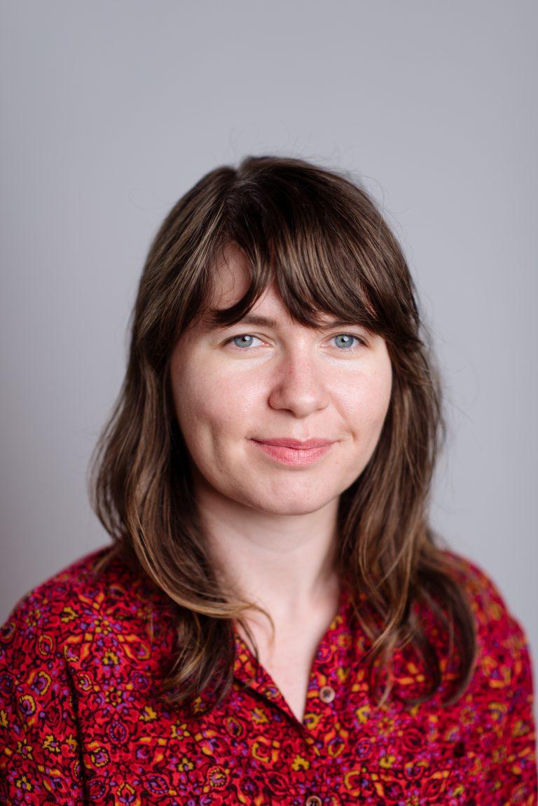 Portrait of Claire Brisendine