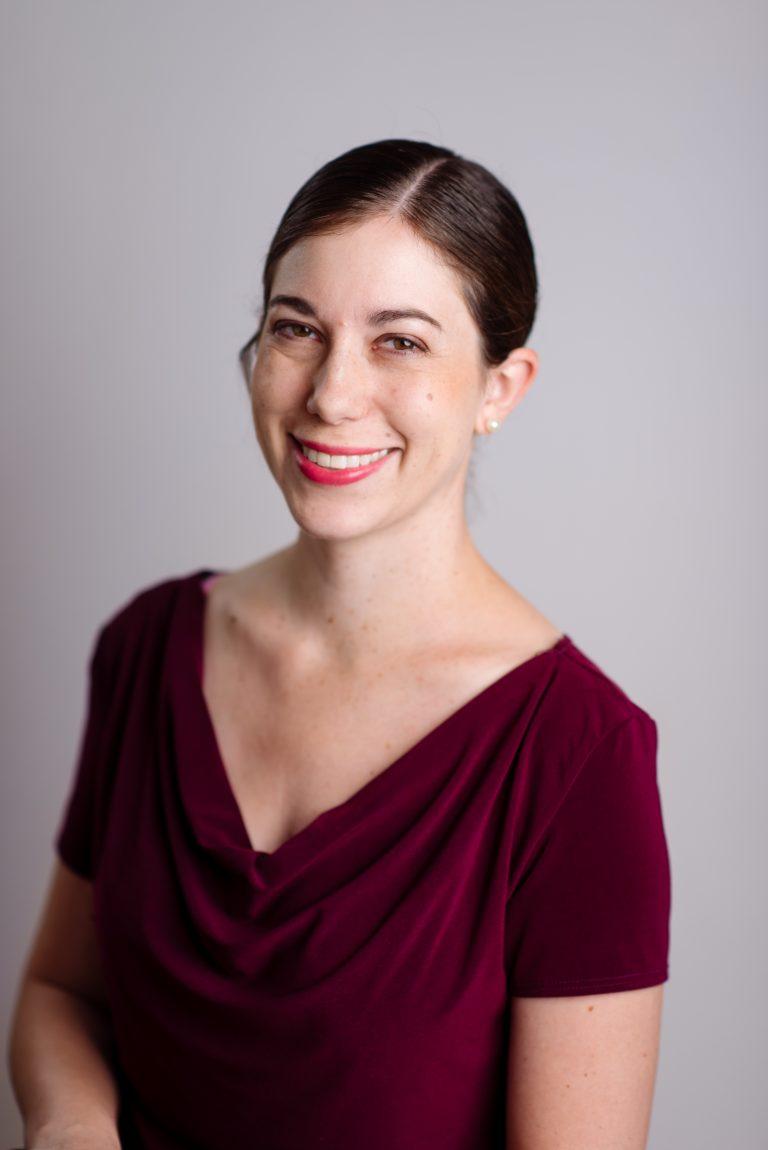 Portrait of Jacqueline Pollauf