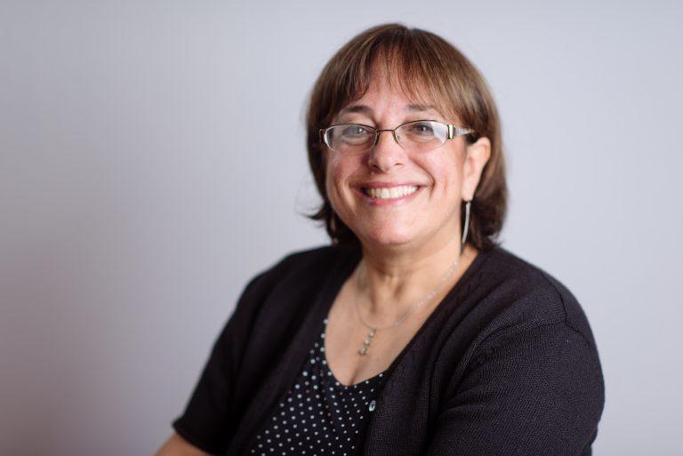 Portrait of Nancy Steiner