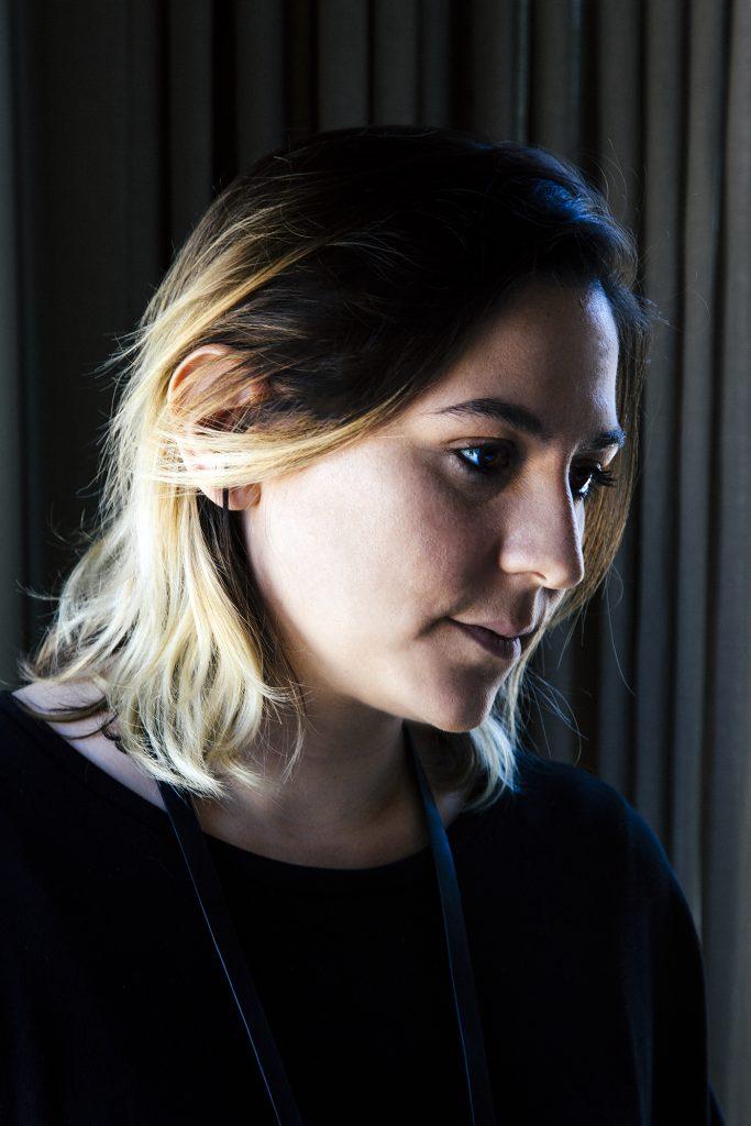 Portrait of Nadia Sirota