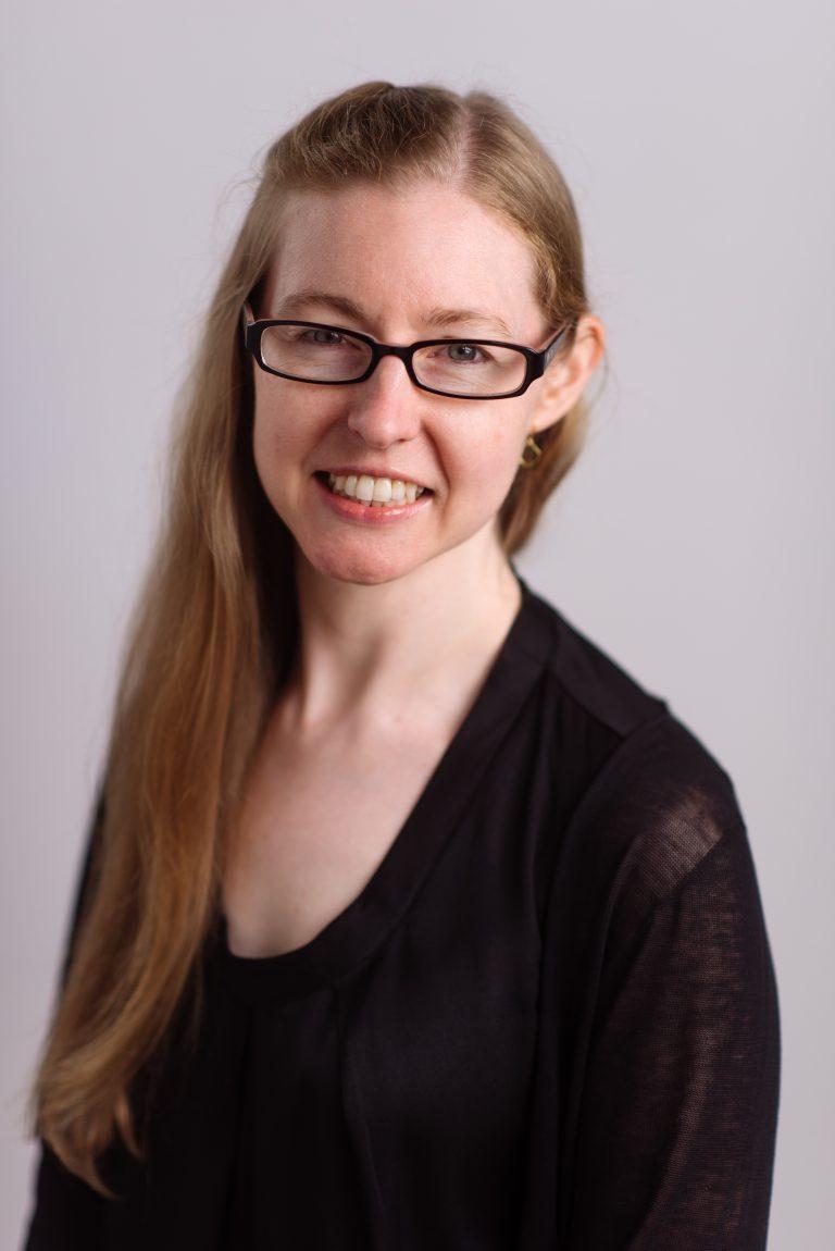 Portrait of Karin Brown