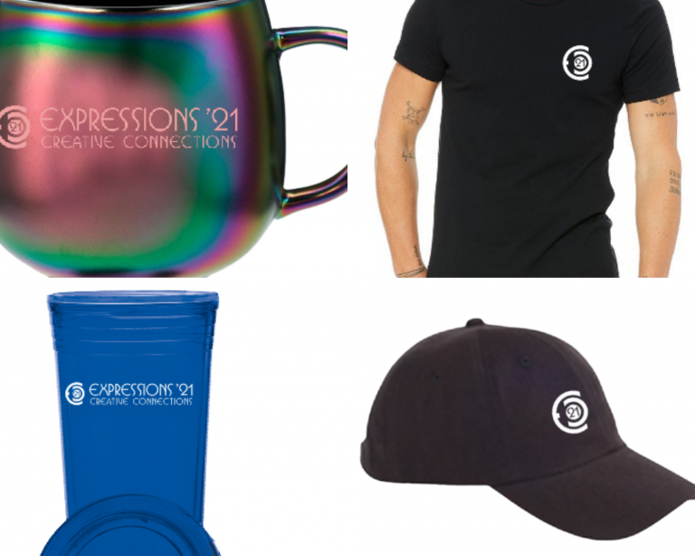 Expressions 2021 Merchandise